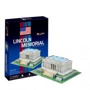Primo Tech Inc Lincoln Memorial 3-D Puzzle