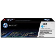 HP CE321A Lézertoner Color LaserJet Pro CM1415, CP1525N nyomtatókhoz, HP 128A kék, 1,3K CM1415fn CM1415fnw CP1525N CP1525NW