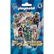 Playmobil - 5284 - Jeu De Construction - Figures Garçons - Série 4