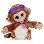 FurReal Friends Baby Cuddles My Giggly Monkey Pet Plush