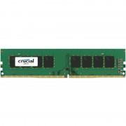 DDR4, 16GB, 2400MHz, Crucial, Unbuffered, DR x8, CL17 (CT16G4DFD824A)