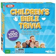 Ideal Childrens Bible Trivia Game