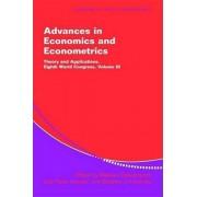 Advances in Economics and Econometrics: Eighth World Congress v.3 by Mathias Dewatripont