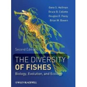 The Diversity of Fishes by Gene S. Helfman