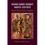 When Brer Rabbit Meets Coyote by Jonathan Brennan
