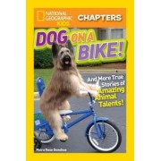 Dog on a Bike and More True Stories of Amazing Animal Talents! by Moira Rose Donohue