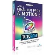 Tutorom Apple Final Cut Pro X : Motion 5 Broché