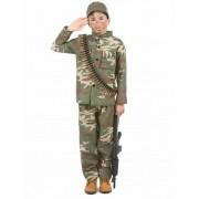 Vegaoo Soldaten Kinderkostüm