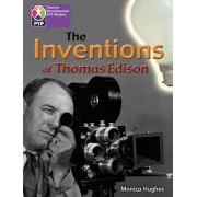 PYP L5 the Inventions of Thomas Edison by Monica Hughes
