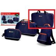 Benzi bőröndtáska - sötétkék