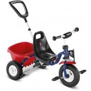 Puky CAT 1 L - Tricycle Enfant - rouge/noir Vélos enfant