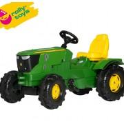 Traktor na pedale Rolly Farm Trac John Deere 6210R