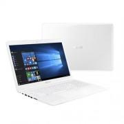 "ASUS EeeBook E502SA-XO002T Intel-N3050(2.16GHz) 4GB 500GB 15.6"" HD matný Win10 biela 2r"
