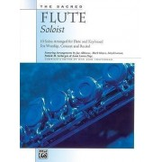 The Sacred Flute Soloist by Jean Shafferman
