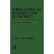 Forecasting in Business and Economics by C. W. J. Granger