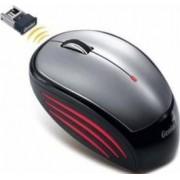 Mouse Laptop Wireless Optic Genius NX-6500 Metallic Silver