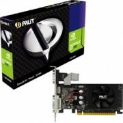 Palit Scheda Grafica GeForce GT 610, 1 GB, Nero