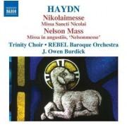 F.J. Haydn - Nikolaimesse/ Nelson Mass (0747313212378) (1 CD)
