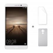 Huawei Mate 9 4 + 32GB Android 7.0 4G LTE Dual Sim 5.9 '' Cámara Dual 20.0 + 12.0MP Plata + Protector De Pantalla + Estuche