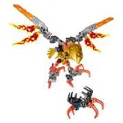 LEGO Bionicle Ikir, Creatura Focului - 71303