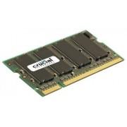 CRUCIAL - CT12864X40B - MÉMOIRE RAM - 1 GO - DDR - 400 MHZ (PC3200) - CL3 - SODIMM 200PIN