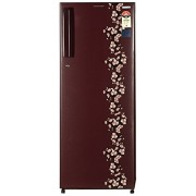 Kelvinator 245 L 5 Star Direct-Cool Single Door Refrigerator (KO255LT PR, Pastel Red)