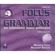 Focus on Grammar: High-Intermediate Level 3 by Marjorie Fuchs