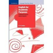 English for Academic Purposes by R.R. Jordan