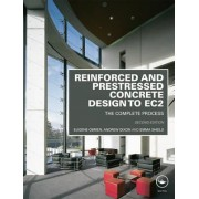 Reinforced and Prestressed Concrete Design to EC2 by Eugene O'Brien