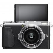 Cámara Digital Fujifilm X70 18.5mm-F2.8 16MP - Plata