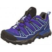 Salomon X Ultra 2 GTX Hiking Shoes Women spectrum blue/blue depth/pale lilac 41 1/3 2016 Multifunktionsschuhe
