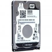 Hard disk laptop Western Digital WD5000LPLX Black 500GB SATA-III 2.5 inch 32MB 7200rpm