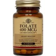 SOLGAR Folato 400mcg Comprimidos