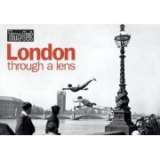 London Through a Lens Postcard book by Time Out Guides Ltd.