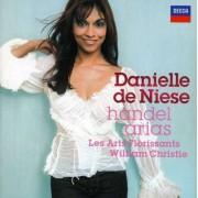 Danielle De Niese - Handel Arias (0028947587460) (1 CD)