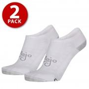 ZAJO | Active Socks Lady Low S White