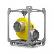 Ventilator centrifugal Trotec TFV 600