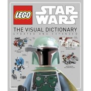 Lego Star Wars: The Visual Dictionary by Simon Beecroft