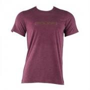 CAPITAL Sports, tricou de antrenament pentru bărbați, castanie, mărimea L (STS3-CSTM5)