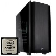 Drako Gaming Rig Alduin V2, i7-7700K, SLI GeForce GTX 1080 Ti, Intel Z270 Edition