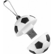 USB Flash Drive Trendz MyDoodle Character Football 8GB USB 2.0 Alb-Negru