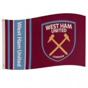 Veµká vlajka West Ham United
