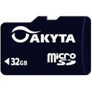 Card de memorie Akyta ASM 9935, microSD, 32 GB