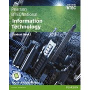 BTEC Nationals Information Technology: Student Book Book 1 by Jenny Phillips