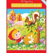Piggy Story Little Activity Book Little Rosy Red
