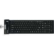 Adesso 2.4GHz Waterproof Flex Key Board (WKB-2200UB)