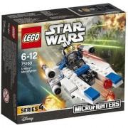 Lego StarWars U Wing Microfighter 75160 Multi Color