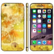 iPhone 6(S) (4.7 inch) Skin sticker Autumn leaves Pattern