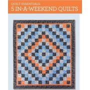 Quilt Essentials - 5 In-a-Weekend Quilts by Karen Snyder