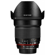 Samyang 16mm f/2.0 ED AS UMC CS (Canon EOS)